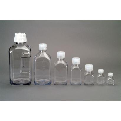 Nalgene Square Polycarbonat 1000ml-es palack folyadék tárolására