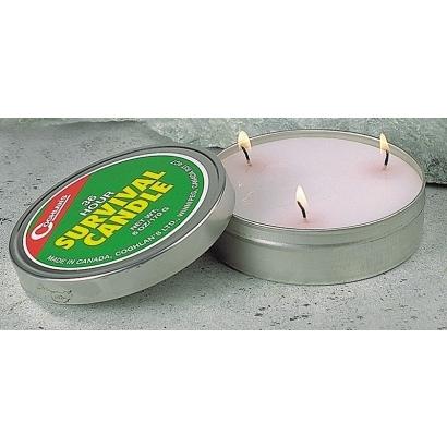 Coghlans Survival Candle hosszú égésidejű gyertya