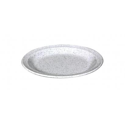 Waca Melamine Granite Dessert Plate műanyag desszertes tányér