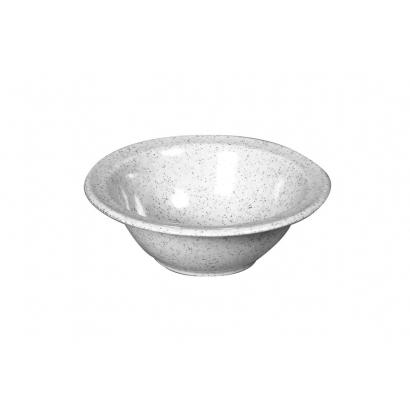 Waca Melamine Granite Bowl Small műanyag müzlis mélytányér