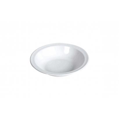 Waca Melamine White Soup Plate mélytányér