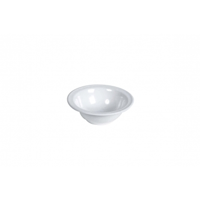 Waca Melamine White Bowl Small műanyag müzlis tányér