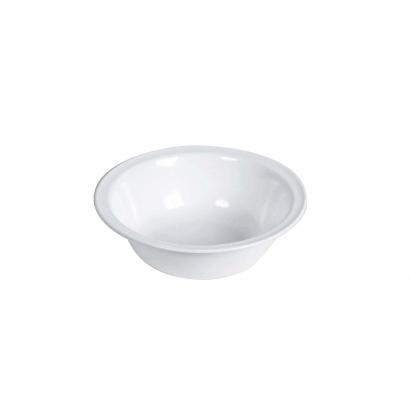 Waca Melamine White Bowl Big műanyag tál