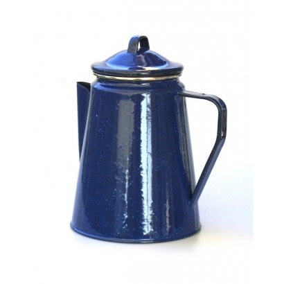 Basic Nature Enamel Coffee Pot 1 l-es zománcozott teás kanna