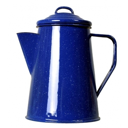 Basic Nature Enamel Coffee Pot 1,8 l-es zománcozott teás kanna