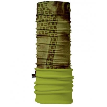 4Fun Gemini Green Polartec többfunkciós csősál