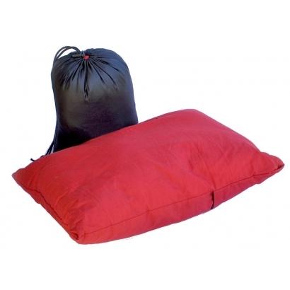 Basic Nature Travel Pillow utazópárna hordozózsákkal