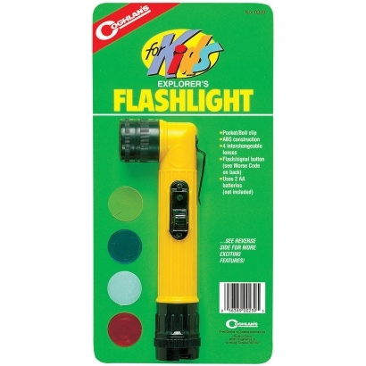 Coghlans flashlight for kids gyerek zseblámpa