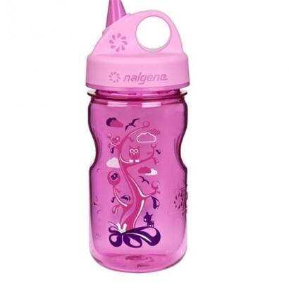 Nalgene Everyday Grip-n-Gulp gyerek italtartó palack