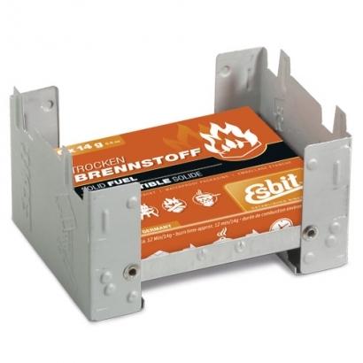 Esbit mini zsebtűzhely 6 x 14 g-os kockával