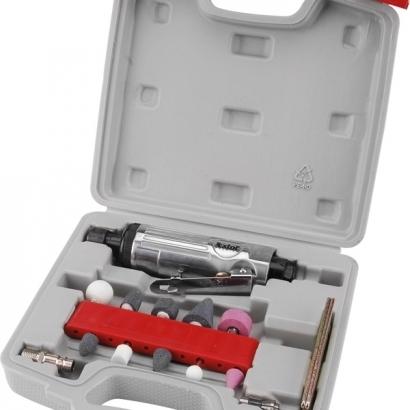 Extol Premium 8865002 pneumatikus furatköszörű készlet