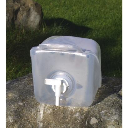 Basic Nature Politainer összecsukható víztartály 5 L