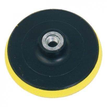 Extol Craft 108525 tépőzáras gumitányér sarokcsiszolóhoz
