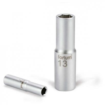 Fortum 4700517 1/2 colos 17mm-es hosszított dugófej