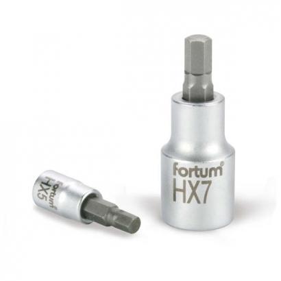 Fortum 4700606 1/2 colos HX6 imbusz bitdugófej