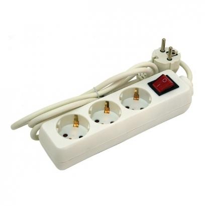 Extol Craft 84722 villamos elosztó kapcsolóval