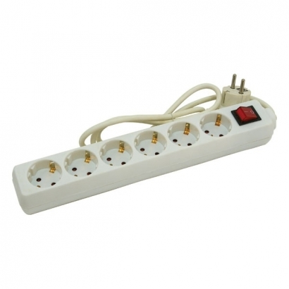 Extol Craft 84726 villamos elosztó kapcsolóval