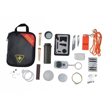 Baladéo Survival Kit Taiga túlélő csomag