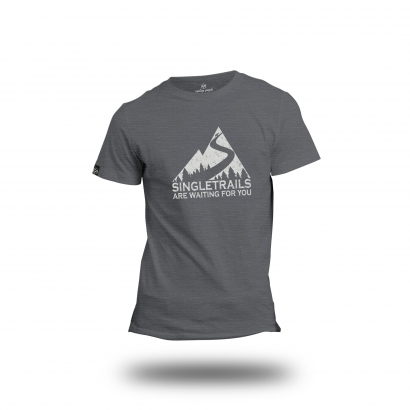 Cycling People Single Trail férfi póló