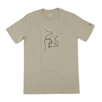 Sandstone Falling férfi póló