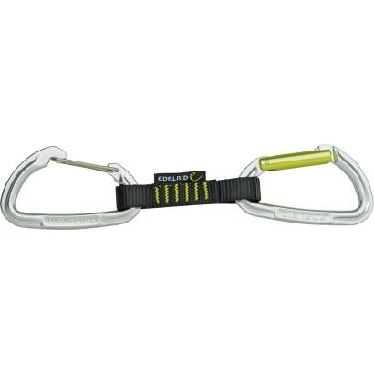 Edelrid Slash Wire Set 10 cm-es köztes
