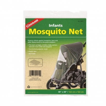 Coghlans Kinder Mosquito Net babakocsira rögzíthető szúnyogháló
