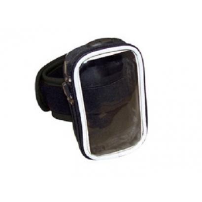 Saucony átlászó MP3 tartó karpánttal