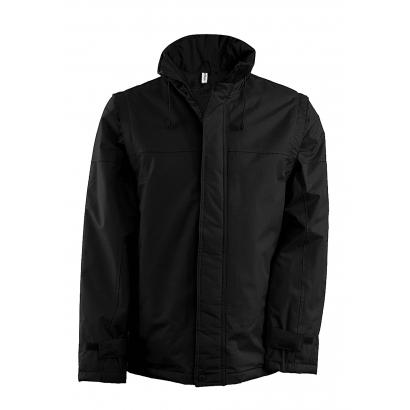 Kariban Factory Blouson férfi bélelt kabát
