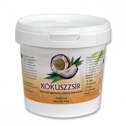 Kókuszzsír 1000 ml