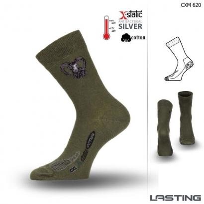 Lasting CXM vadász zokni