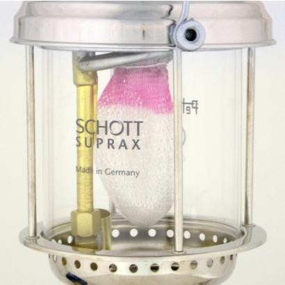 Petromax 500 tartalék üvegbúra gázlámpához