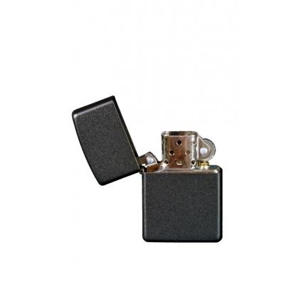 Zippo Black Fuel Lighter öngyújtó