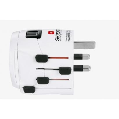 Skross World Pro+ adapter és hálózati dugalj