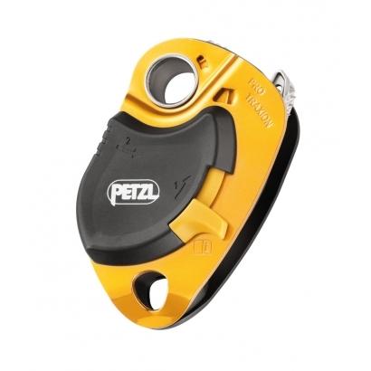 Petzl Pro Traxion visszafutásgátlós csiga