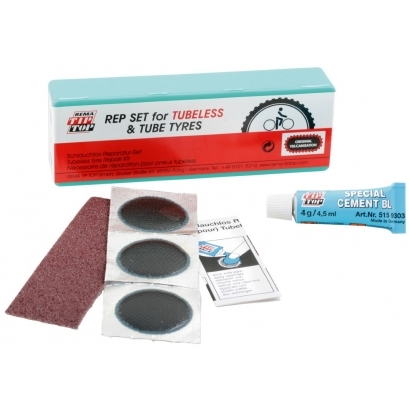 Tip Top Bicycle Repair Set Tubeless defektjavító készlet