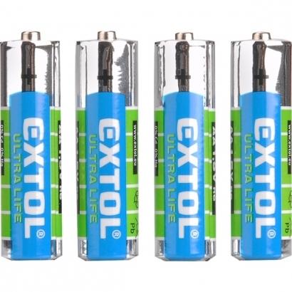 Extol 42001 cink-klorid féltartós elem