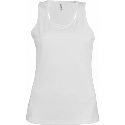 ProAct női ujjatlan technikai póló