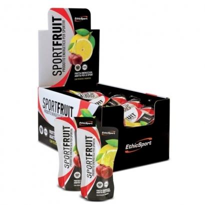 EthicSport Sport Fruit cseresznye-citrom ízű étrend-kiegészítő