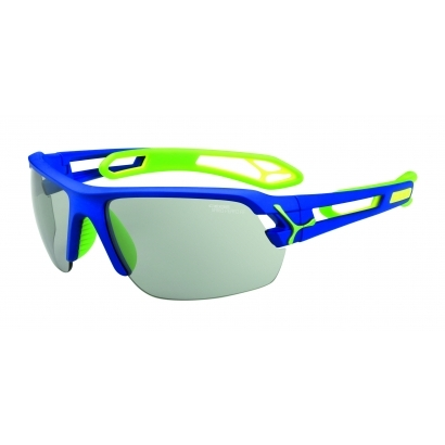 Cébé S Track napszemüveg - M- matt blue Variochrome