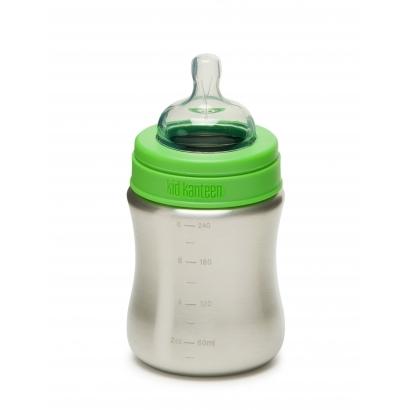 Klean Kanteen Baby cumis italtartó palack 0,266 L
