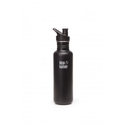 Klean Kanteen Classic Sports Cap italtartó palack 0,8 L
