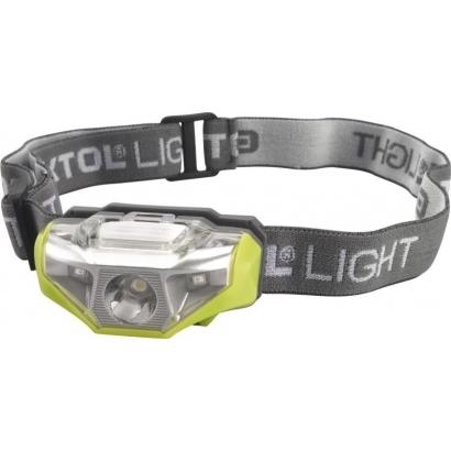 Extol 43103 LED fejlámpa