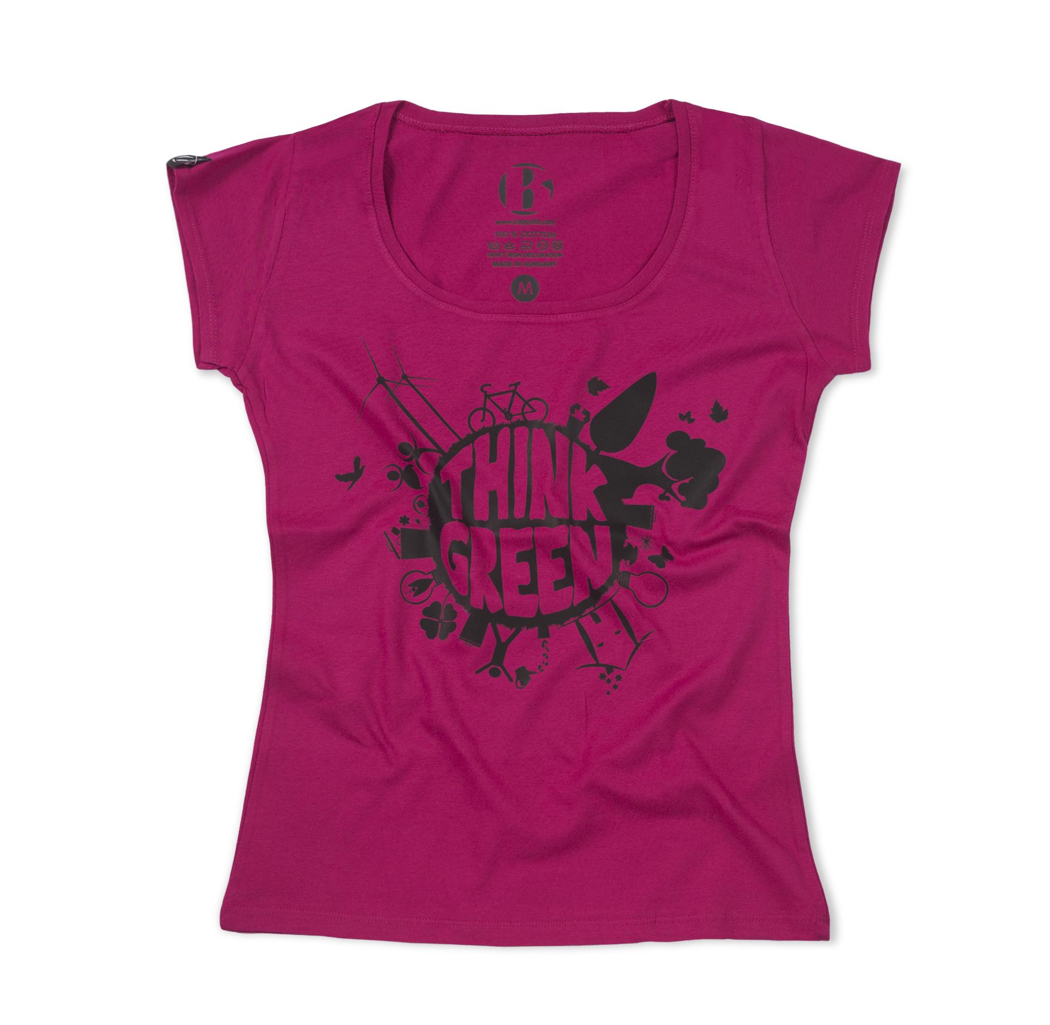9a6691eca8 Bap Think Green női rövid újjú póló - Női ruházat - Női póló és blúz ...