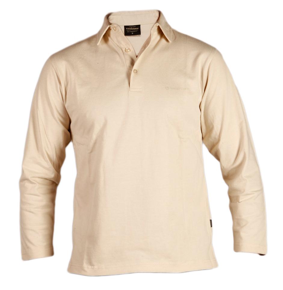 Sandstone Calenda férfi hosszú ujjú póló - Férfi ruházat - Férfi ing ... 1ad02d7a8c