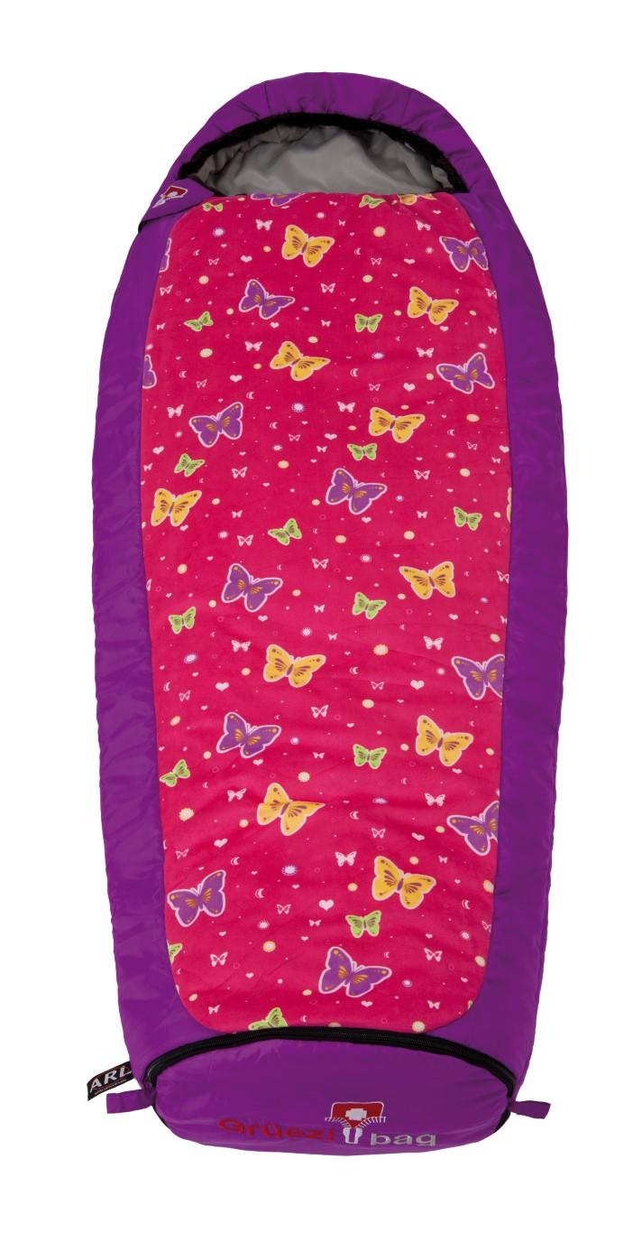 e82a31a63bd5 Grüezi Kids Butterfly gyerek hálózsák - Hálózsák és bivakzsák ...