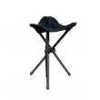 Relags acél utazószék-háromlábú szék