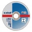 Extol Craft 108020 125×2,5×22,2mm-es vágókorong fémhez