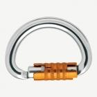 Petzl Omni Triact-Lock zárható félkör-karabiner