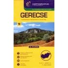 Cartographia Gerecse turistatérképe
