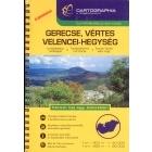 Cartographia Gerecse Vértes turistakalauz
